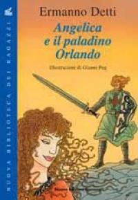 Angelica e il paladino Orlando