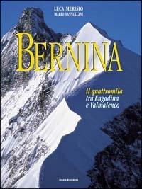 Bernina : il quattromila tra Engadina e Valmalenco / fotografie di Luca Merisio, Luca Arzuffi ; testi di Mario Vannuccini