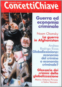Guerra ed economia criminale