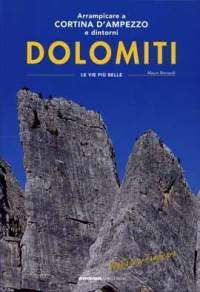 Arrampicare a Cortina d'Ampezzo e dintorni