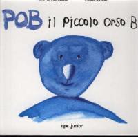 Pob il piccolo orso blu