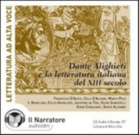 Dante Alighieri e la letteratura italiana del 13. secolo [audioregistrazione]