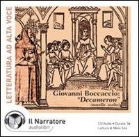 Giovanni Boccaccio: Decameron [audioregistrazione]