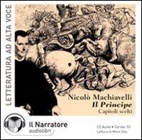 Nicolo Machiavelli: da Il principe [audioregistrazione]