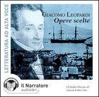 Giacomo Leopardi: opere scelte
