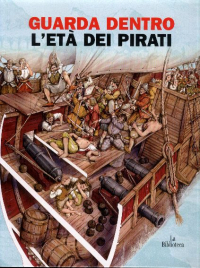 Guarda dentro l'età dei pirati