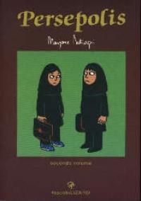 Persepolis. 3. volume / Marjane Satrapi