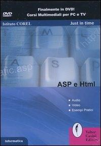 ASP e Html [Risorsa elettronica]
