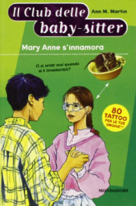 Mary Anne s'innamora