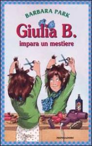 Giulia B. impara un mestiere