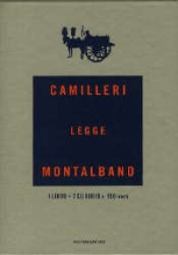 Camilleri legge Montalbano [audioregistrazione]