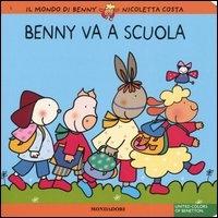 Benny va a scuola / Nicoletta Costa