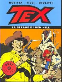 Tex. La strage di Red Hill