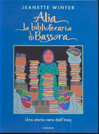 Alia la bibliotecaria di Bassora