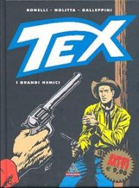 Tex. I grandi nemici