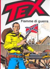 Tex. Fiamme di guerra