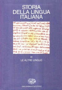 3.: Le altre lingue