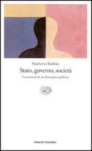 Stato, governo, società