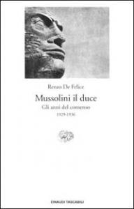 Mussolini il duce