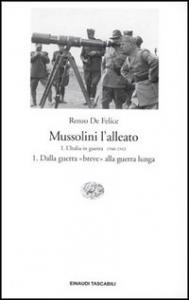 Mussolini l'alleato