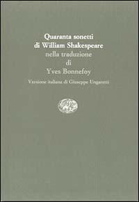 Quaranta sonetti