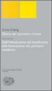 Storia del pensiero cinese