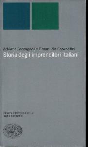 Storia degli imprenditori italiani