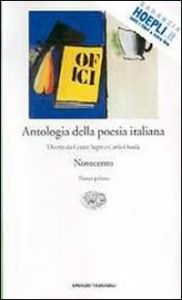 <Antologia della poesia italiana : Novecento> 1.