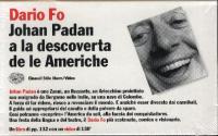 Johan Padan e la descoverta de le Americhe