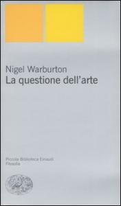 La questione dell'arte