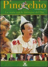 Pinocchio di Roberto Benigni