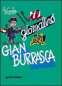 Il giornalino di Gian Burrasca / rivisto, corretto e illustrato da Vamba ; con 16 tavole a colori di Vinicio Berti