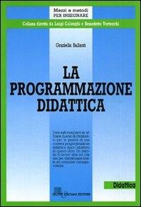 La programmazione didattica