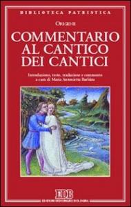 Commentario al Cantico dei cantici