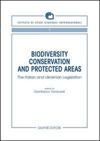 Biodiversity conservation and protected areas