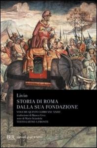 Vol. 5: Libri XXI-XXIII