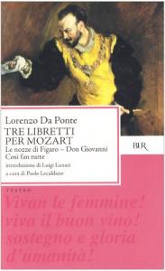 Tre libretti per Mozart