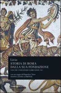Vol. 11: Libri XXXIX-XL