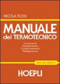 Manuale del termotecnico