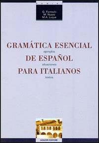 Gramática esencial de español para italianos