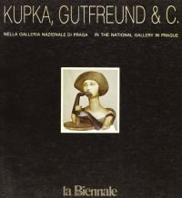 Kupka, Gutfreund & c. in the National gallery in Prague