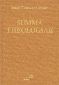 Summa theologiae / Thomae de Aquino
