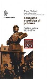 Fascismo e politica di potenza