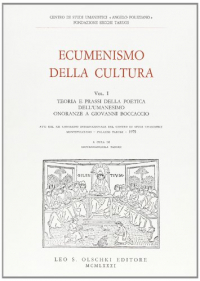 1: Teoria e prassi della poetica dell'Umanesimo