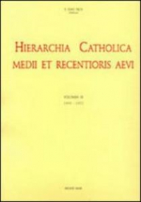9: A pontificatu Pii pp. 10. (1903) usque ad pontificatum Benedicti pp. 15. (1922)