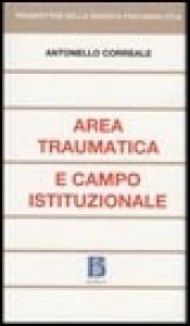 Area traumatica e campo istituzionale