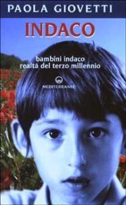 Indaco : bambini indaco realtà del terzo millennio / Paola Giovetti