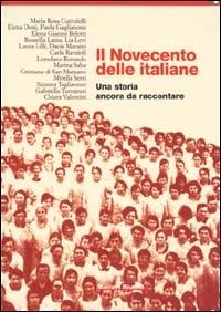 Il Novecento delle italiane