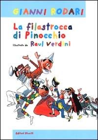 La filastrocca di Pinocchio / Gianni Rodari, Raul Verdini