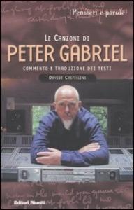 Le canzoni di Peter Gabriel